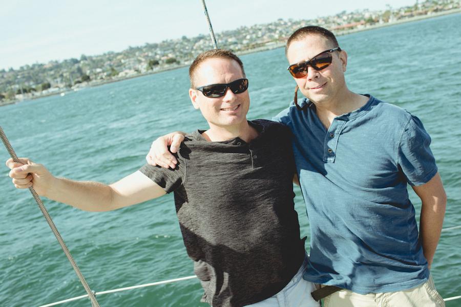 HalLDoran Realty founders, Brendon Hall and Denis Doran